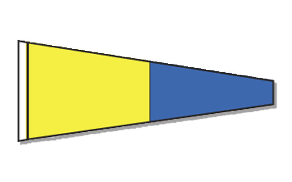 International Nautical Code Pennants (Numbers)