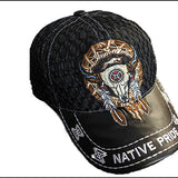 Native Buffalo Baseball Cap