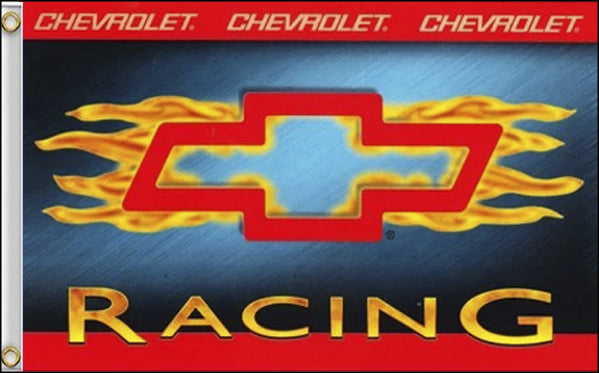 "Chevy Racing 36""x 60"""