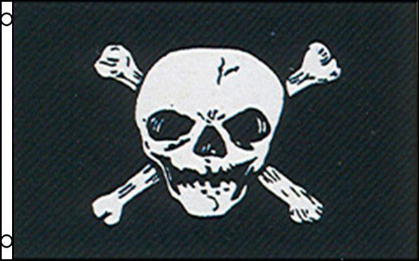 "Pirate Flag Jolly Roger 36""x 60"""