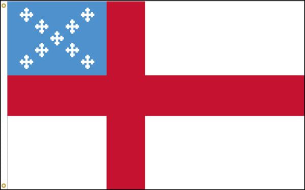Religion, Episcopal Flags