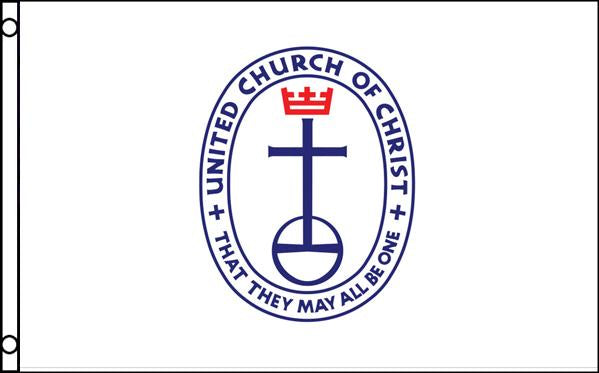 Religion, United Church of Christ Flags