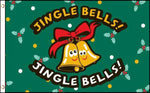 "Christmas: Jingle Bells 36""x 60"""