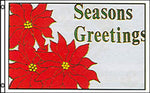 "Christmas Seasons Greetings 36""x 60"""