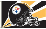 "NFL Pittsburg Steelers 36""x 60"""