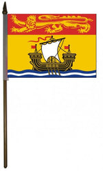 New Brunswick Provincial Flags