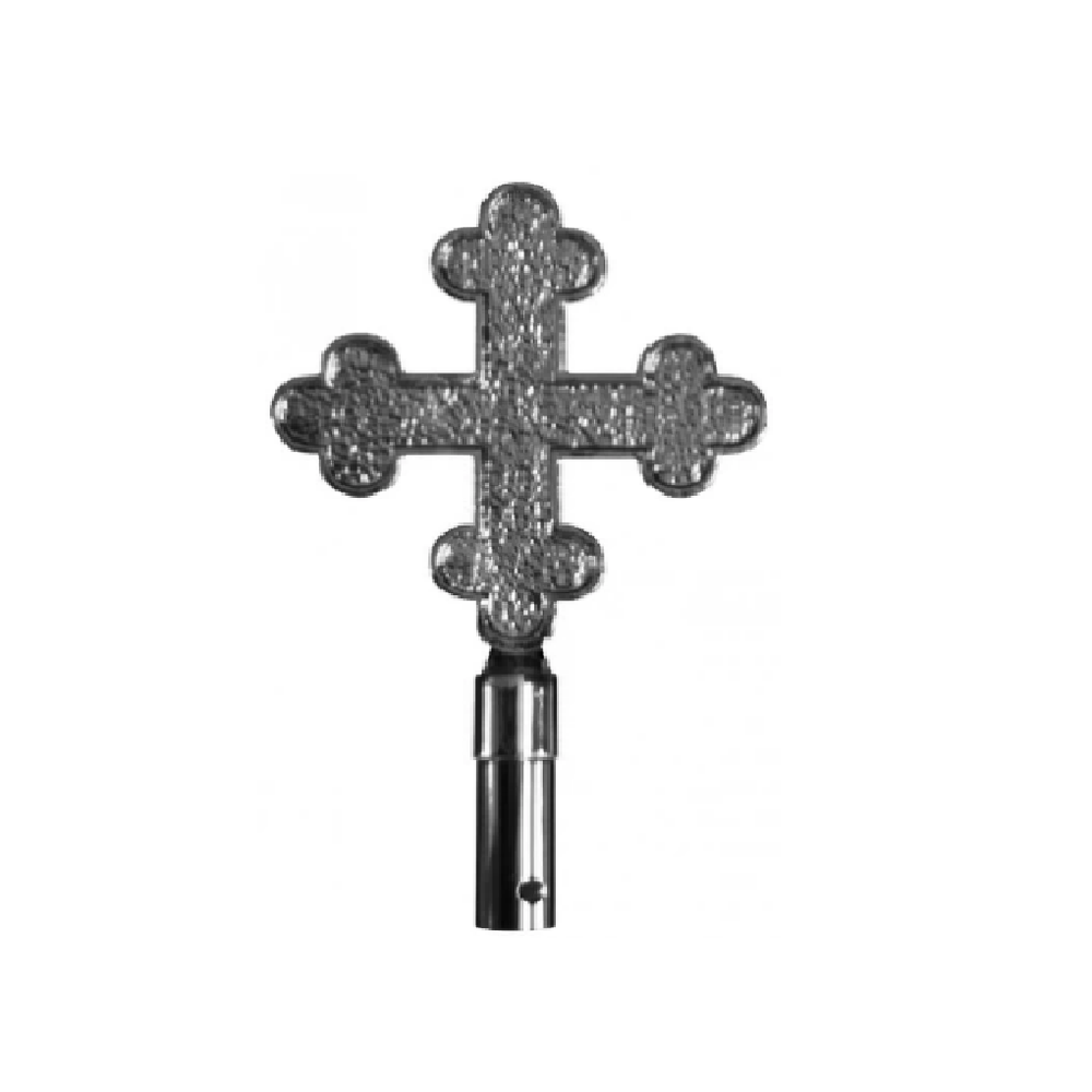 Avalon Botonee Cross Silver