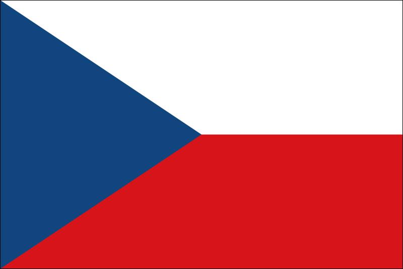 Czech  National Flag - Flag Outlet