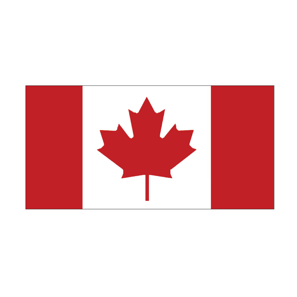Canadian Flags Polyester