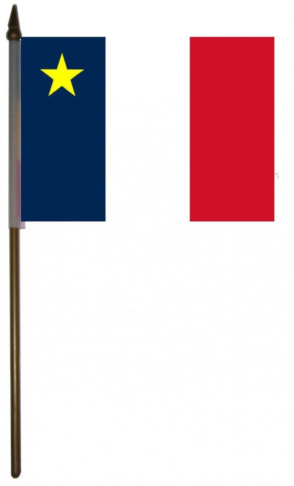 Acadian Flags