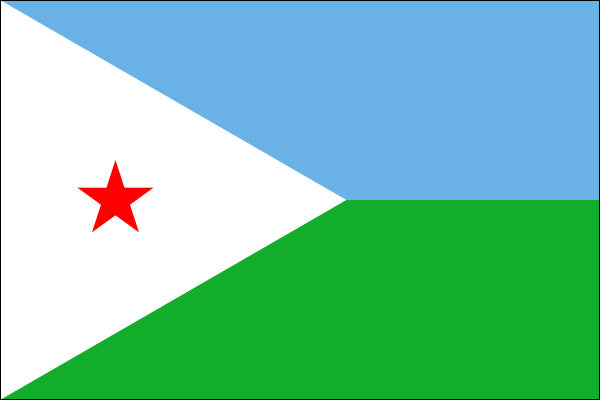 Djibouti_National_flag_dysplay_FLAGOUTLET