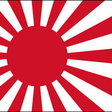 "Japan Imperial Navy 36""x 60""   (Rising Sun)"