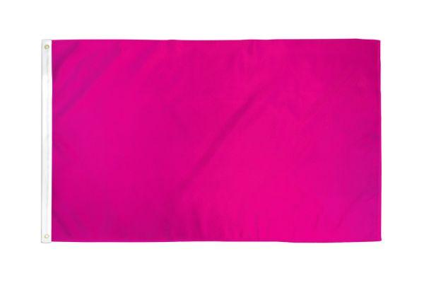 Solid Magenta Flag
