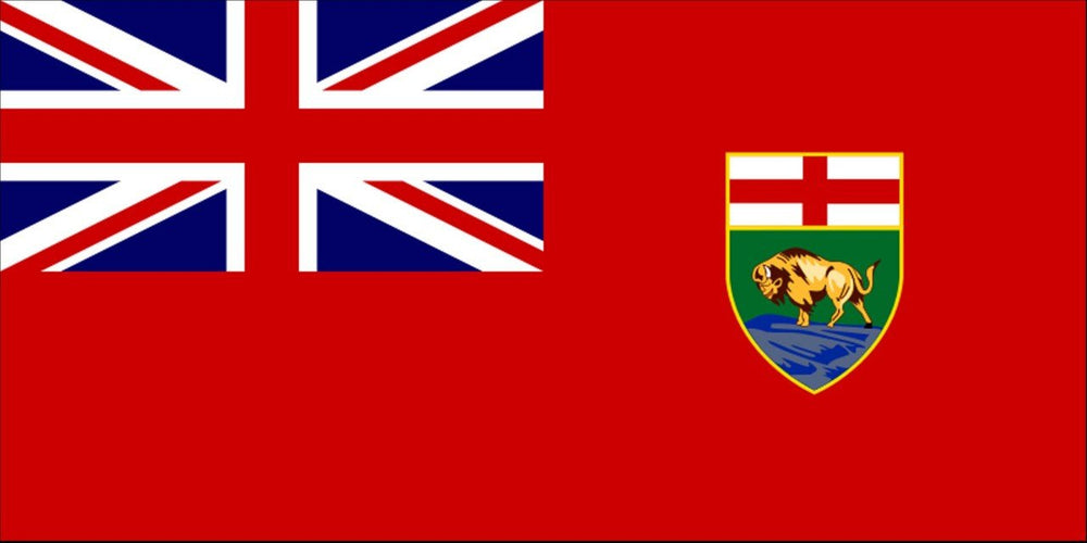 Manitoba Flags
