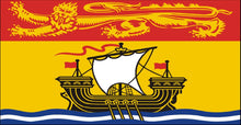 Load image into Gallery viewer, New Brunswick Provincial Flags