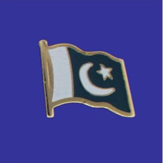 Lapel pin, Pakistan
