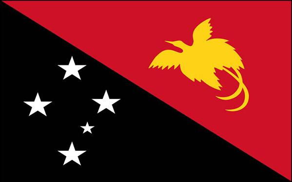 Papua New Guinea_National_flag_display_FLAGOUTLET