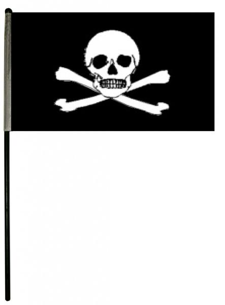 Traditional Pirate Skull & Bones