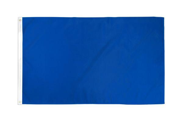 Solid Royal Blue Flag
