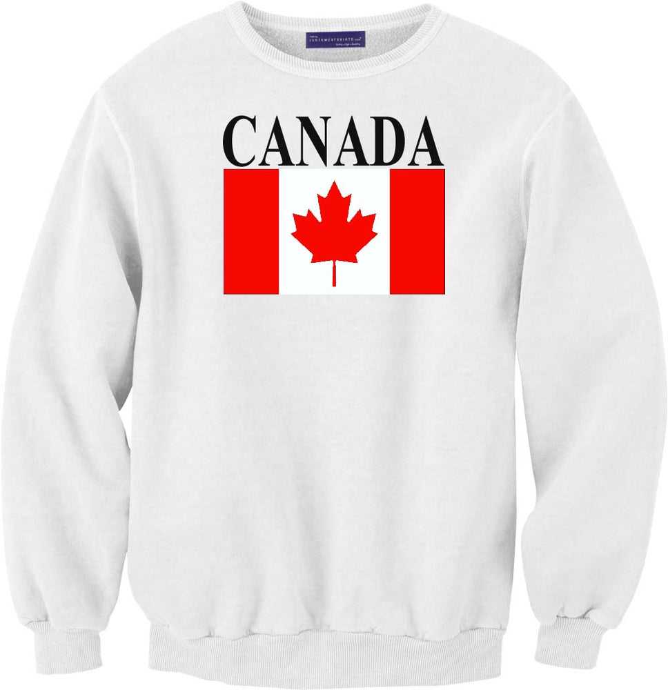 Country & Flag Sweatshirts