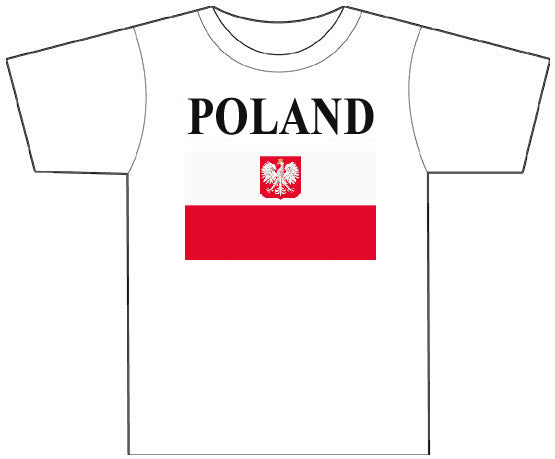 Flag & Country T-shirts