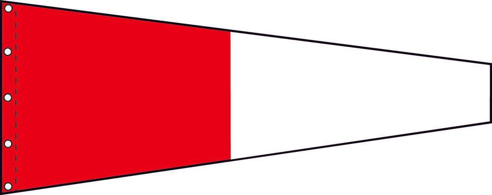 2 Colour Windsock