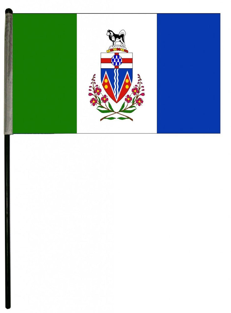 Yukon Provincial Flags