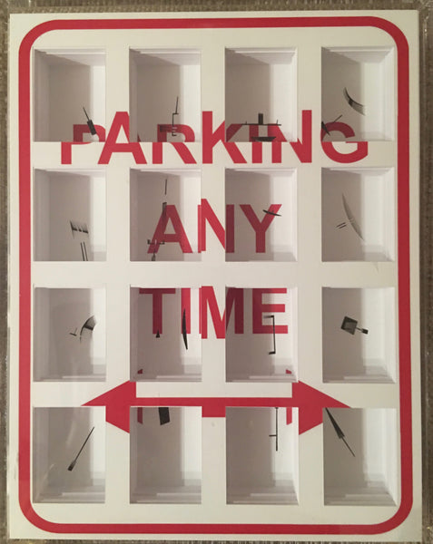 Marco Maggi Parking any time - Art Decor NYC
