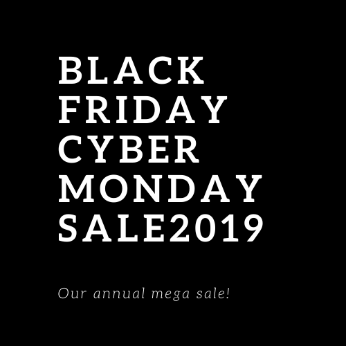 Black Friday Cyber Monday 2019