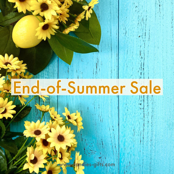 End-of-Summer Sale!