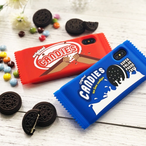 iPhone X/Xs Case - Snackpack - Chocolate