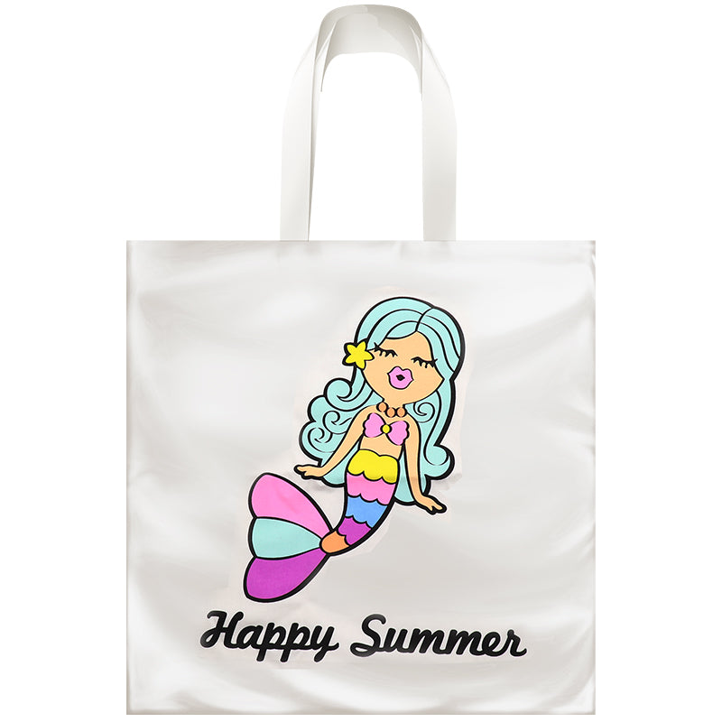 Summer Edition Phone Case and Little Mermaid Tote Bag Set