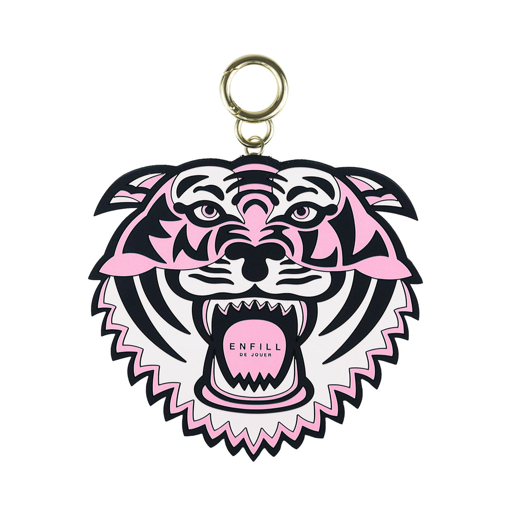 Tiger Head Card Case