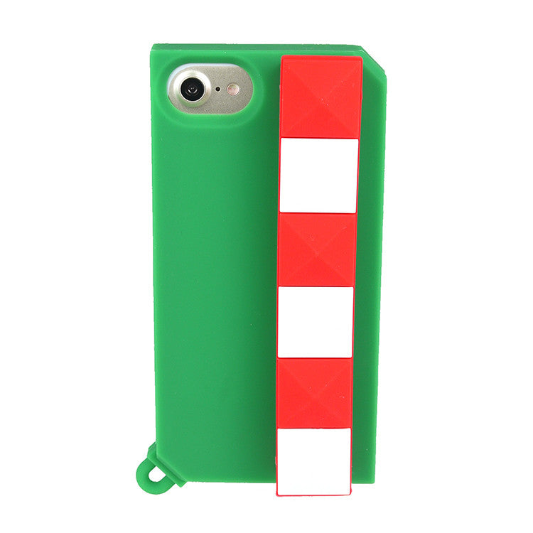 iPhone SE/7/8 Handle Case (Green)