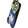 iPhone 7 Plus Girl's talk case I Love You (2 colours available) - Phone Cases - Candies Gifts