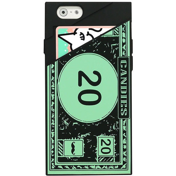 iPhone 6/6S - Candies Bank Note 20 - Phone Cases - Candies Gifts