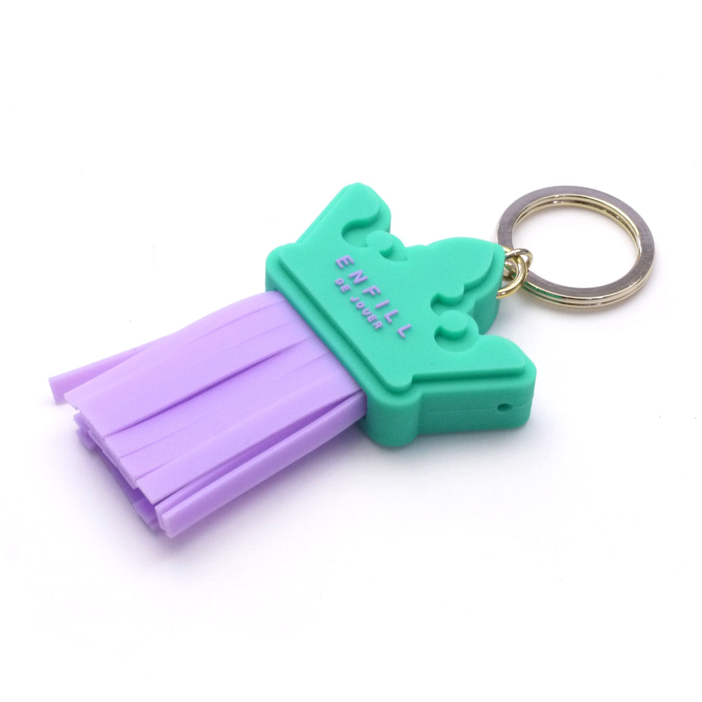 ENFILL Crown Key Chain