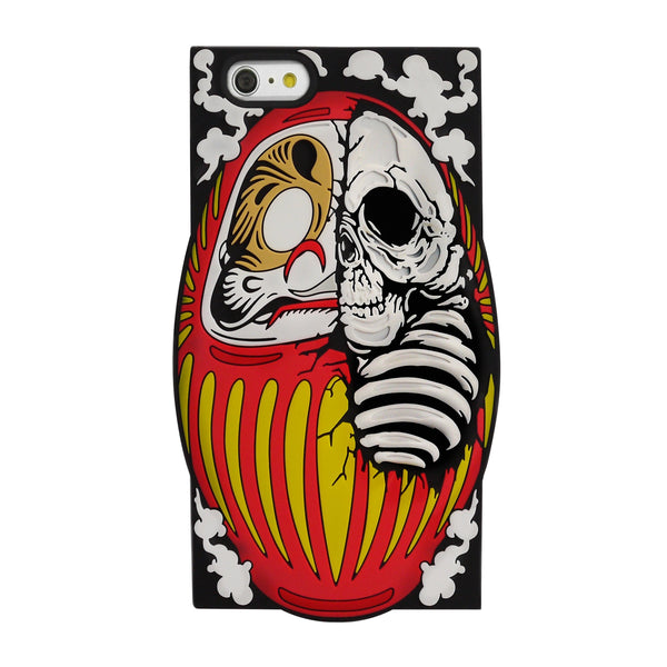 Candies x Kazzrock iPhone 6 Plus/6s Plus Daruma Skull