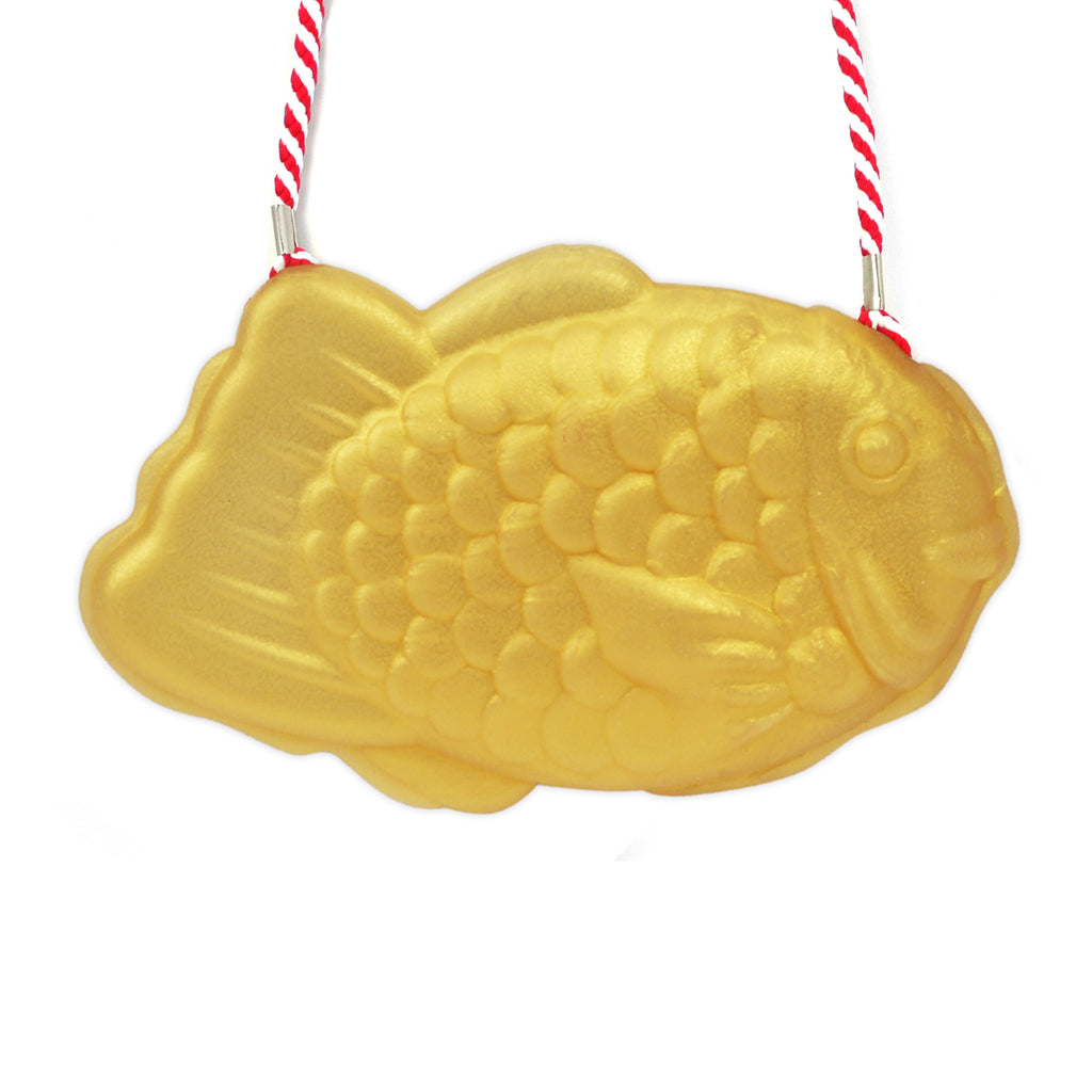 Taiyaki Bag (Gold)