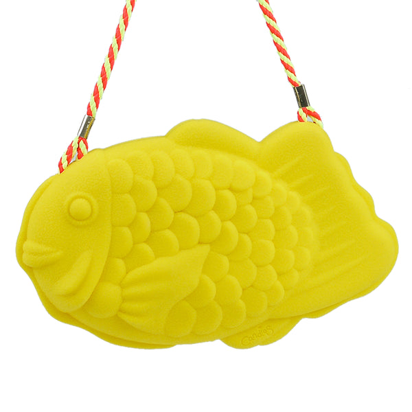 Taiyaki Bag (Yellow)