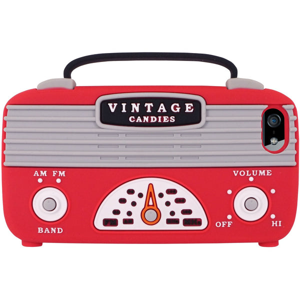 iPhone 5/5S/SE - Vintage Radio Case