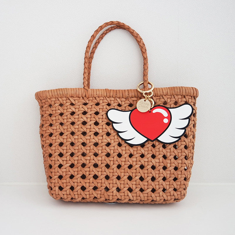 Happy Charm - Angel Heart (2 sizes available)