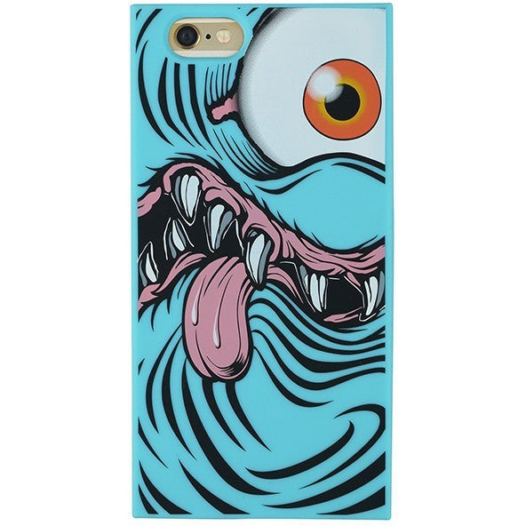 iPhone 6 Plus/6s Plus - One-Eyed Monster (Blue) - Phone Cases - Candies Gifts