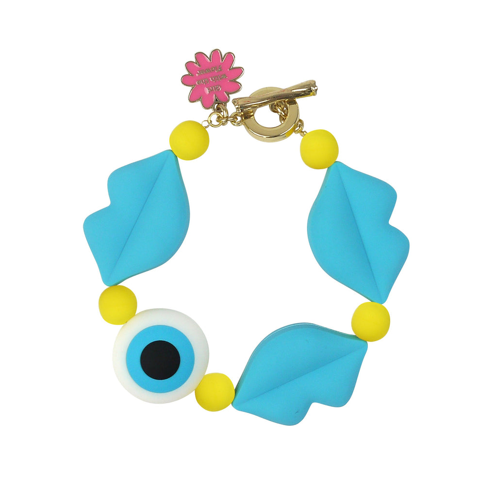 Eye Kiss You Bracelet