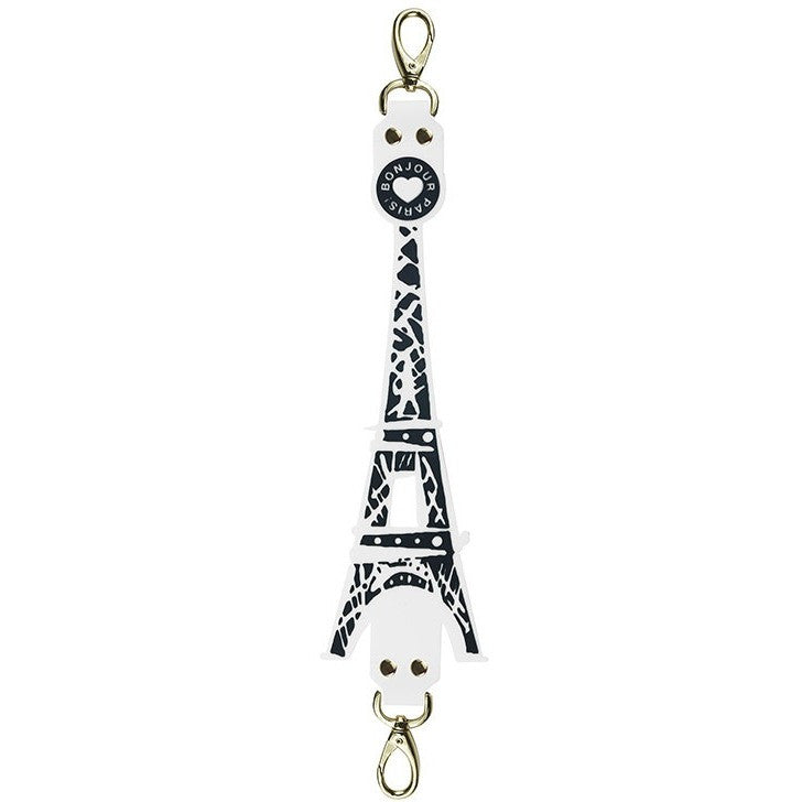 Happy Strap Bonjour Paris(6 colours available) - Accessories - Candies Gifts