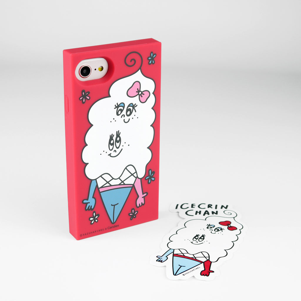 iPhone SE/7/8 Case - Candies x Kazuharinnu - Icecrin Chan