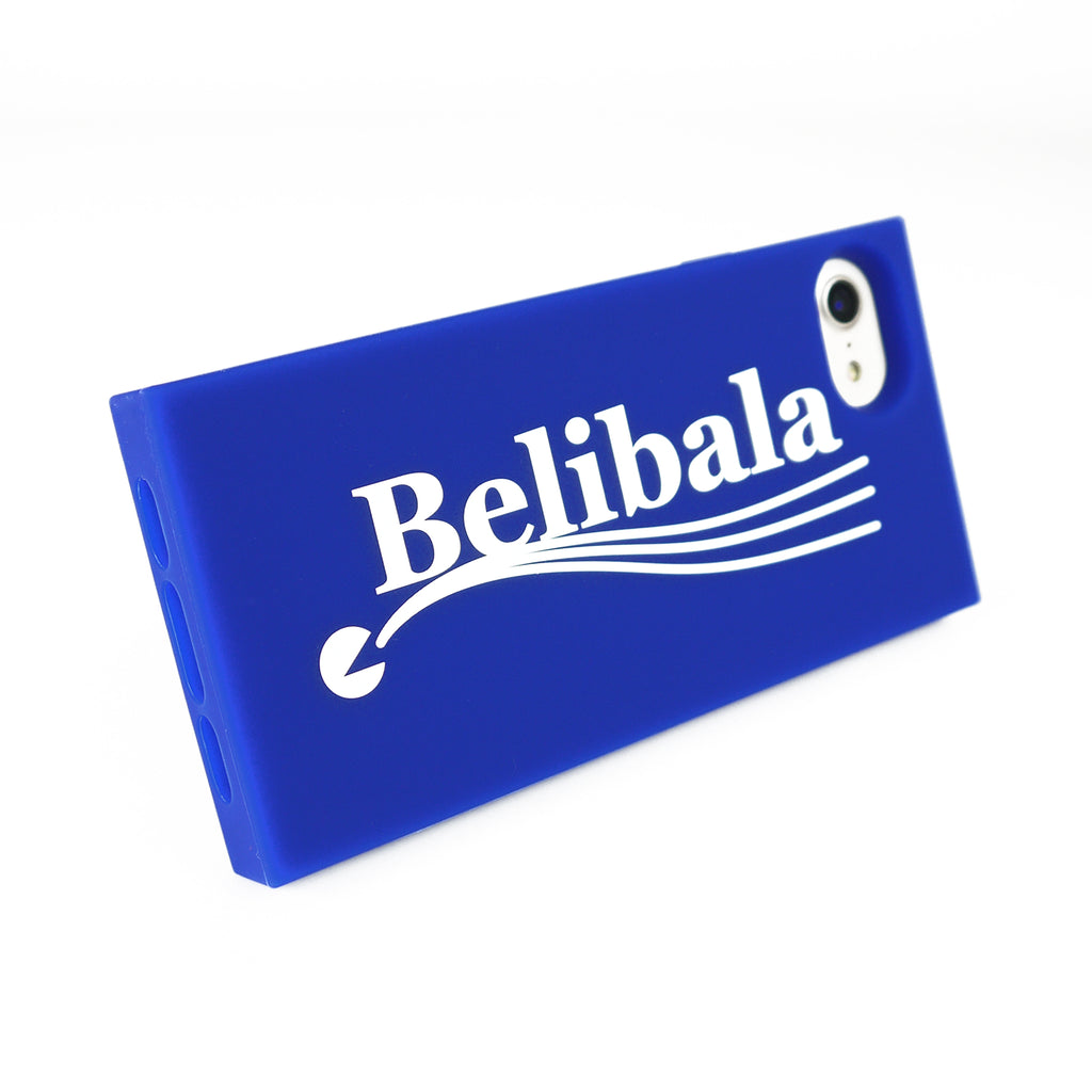 iPhone SE/7/8 Simple Case - Belibala (Blue)