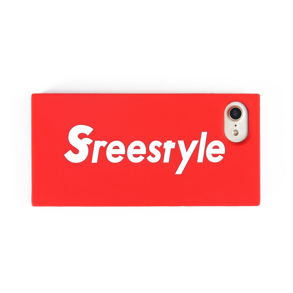 iPhone SE/7/8 Simple Case - Freestyle