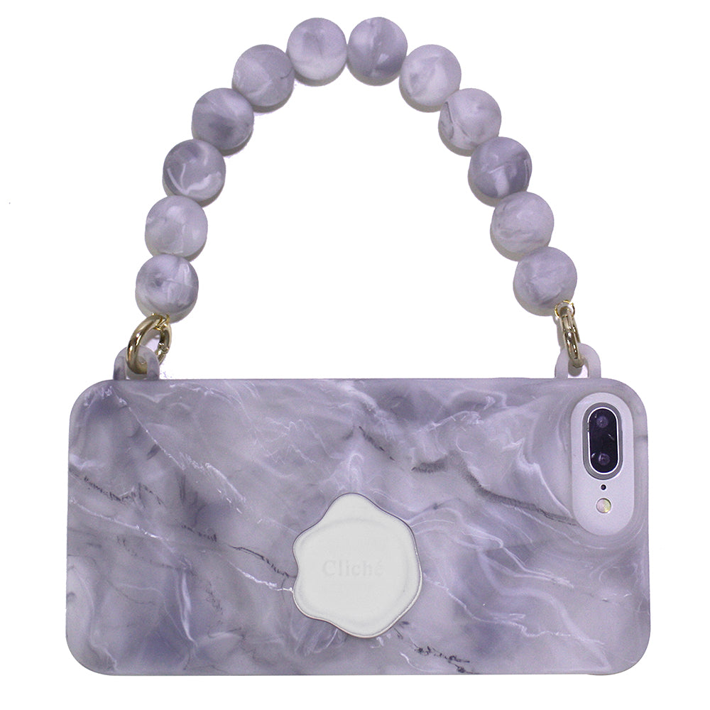 iPhone 7 Plus/8 Plus Marble Seal Stamped Case