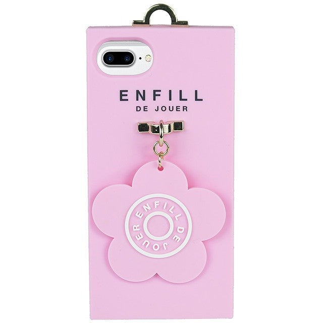 iPhone 7 Plus Handing case - Big Flower - Phone Cases - Candies Gifts
